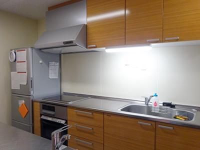 給食室の衛生管理